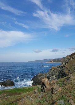 Corsican, Ajaccio, Islands, Bloodthirsty, Ajaccio Bay
