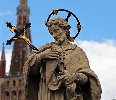 John Of Nepomuk, John Of Pomuk, Bridge Saint
