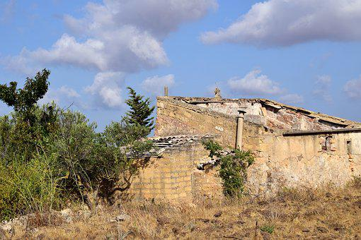 Ruin, Old, Leave, Decay, Old Building, Building