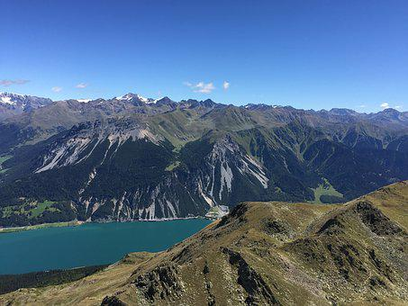 Mountains, Hiking, South Tyrol, Italy, Freedom