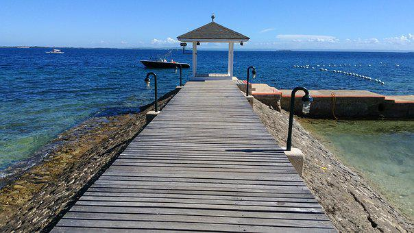 Beach, Trail, Landscape, Sky, Summer, Swimming, Scenery