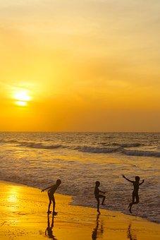 Sunset Beach, Boys On The Beach, Beach, Summer, Sea