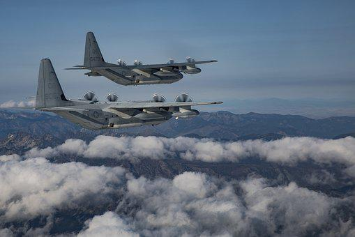 Kc-130j Hercules, Usaf, Air Force