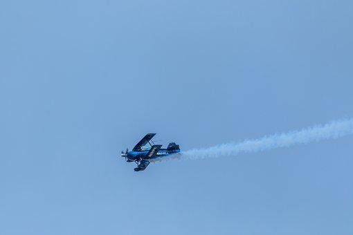 Pitts S2a, Pitts Raven S2xs, Aerotek, Aircraft, Fly