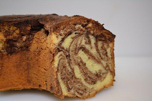 Marble Cake, Bake, Cake