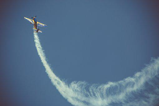 Extra 300, Aircraft, Fly, Flugshow