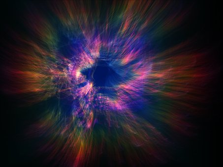 Fractal, Computer Graphics, Color, Mysterisch, Abstract