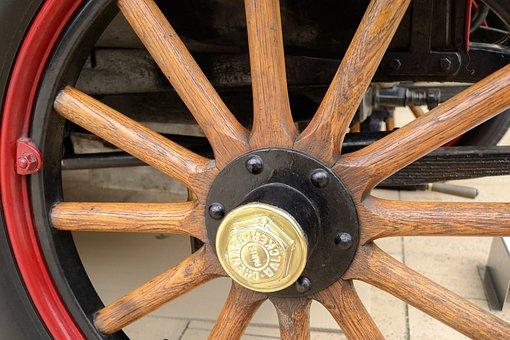 Classic Car, Historical Car, Histotické Vehicle