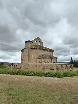 Chapel, Romanesque Art, Heritage, Novel, Spain
