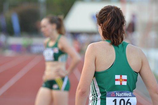 Runner, Athletics, Track, Athlete, Fitness, Sport
