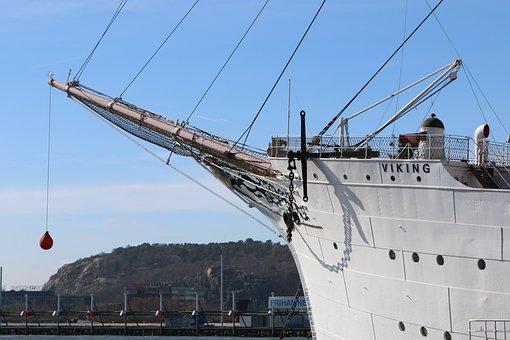 Ship, Navy, Shipping, Marina, Sea, Military, Baltic Sea