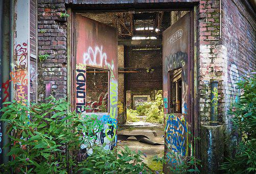 Lost Places, Rooms, Leave, Pforphoto, Old, Decay