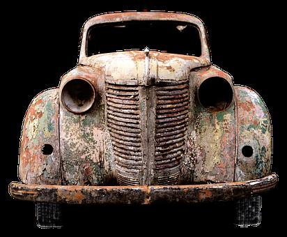 Auto, Old, Pkw, Old Car, Rarity, Car Age, Retro