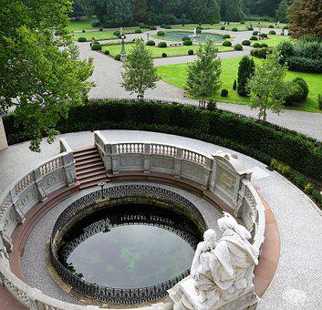 The Source Of The Danube, Donaueschingen, Danube, River