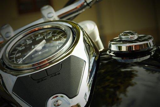 Engine, Control Panel, Suzuki, Intruder, Vl800