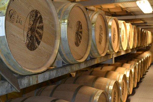Wines, Barrels, Tasting, Winery