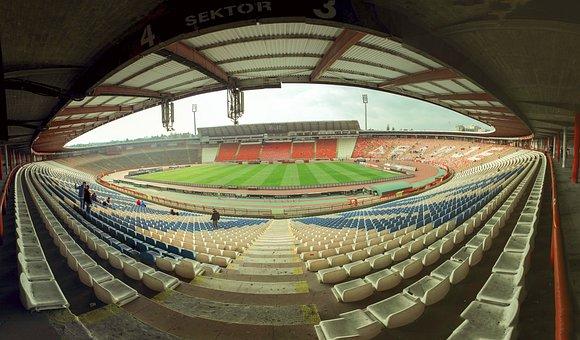 Marakana, Stadium, Red Star, Arena, Big, Competition