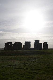 Stonehenge, England, Monument, Architecture, Prehistory