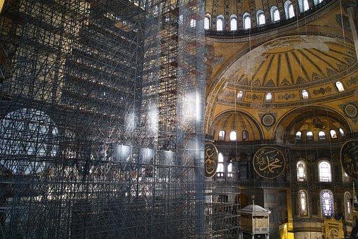 Hagia Sophia, Church, Jesus, The Holy Spirit, Cami