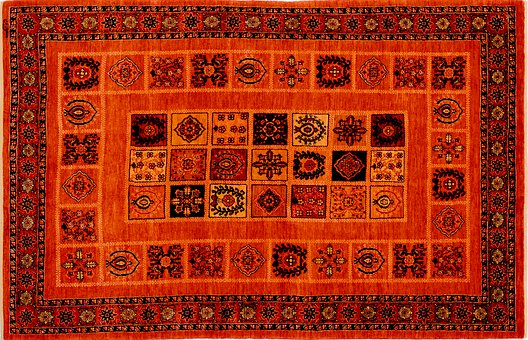 Carpet, Orient, Hand-knotted