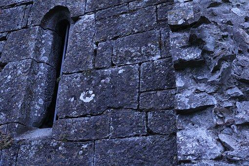 Knight's Castle, Window, Building, Castle, Middle Ages