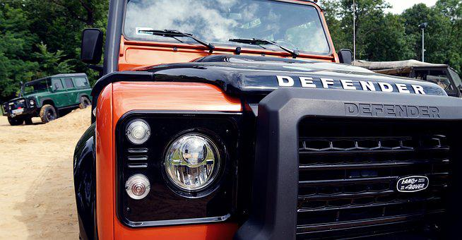 Land Rover, Defender, Field, Auto, Off Road