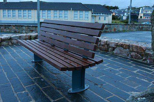 Bank, Wooden Bench, Bench, Rest, Seat, Click, Sit