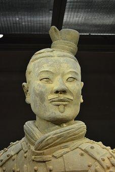 Terracotta Warrior, Terracotta Army, Archer, Xian