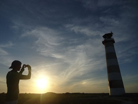 The Lighthouse, Isla La Tortuga, The Turtle Island