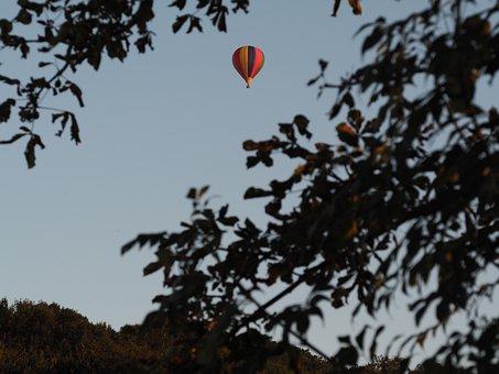 Hot Air Balloon, Balloon, Captive Balloon