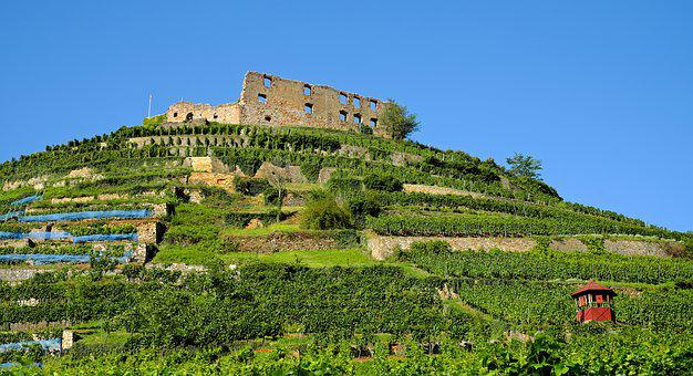 Castle, Staufen, Burgruine, Decay, Ruin, Old, Abandoned