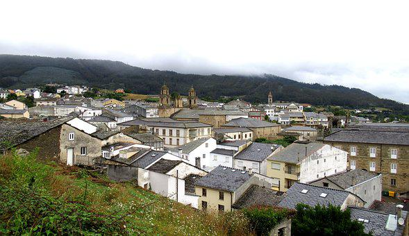 Mondoñedo, Galicia, Lugo, Cathedral, St James Way