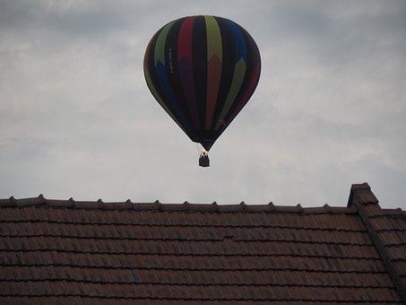 Hot Air Balloon, Hot Air Balloon Ride, Hobby, Balloon