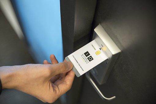 Io Centers, Security, Access Card