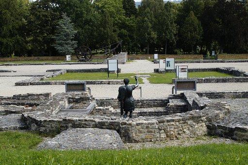Lime Museum, Aalen, Roman Garrison, Tab Garrison