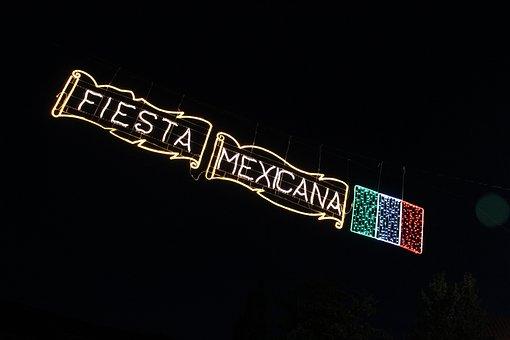 Mexico, Fiesta Mexicana, Cinco De Mayo, Latin