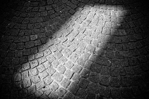 Road, Patch, Stones, Cobblestones, Paving Stones