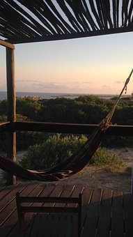 Punta Del Diablo, Uruguay, Beach The Widow