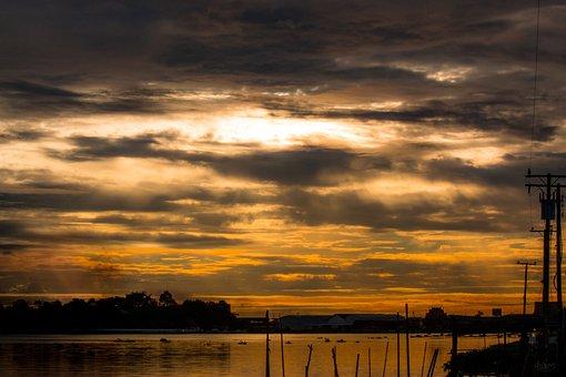 Light, Shadow, Shade, Sky, Sun, Image View