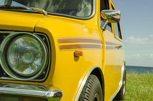 Morris Mini, Car, Cars, Denmark, Club Get-togethers