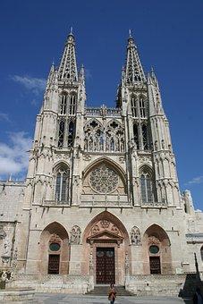 Cathedral, Burgos, Church