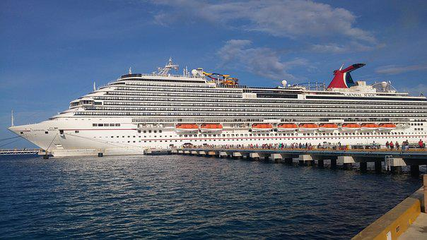 Carnival, Magic, Cruise, Ship