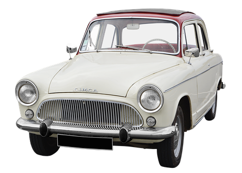 Simca, Aronde, Year Of Construction 1959 – 1964, France