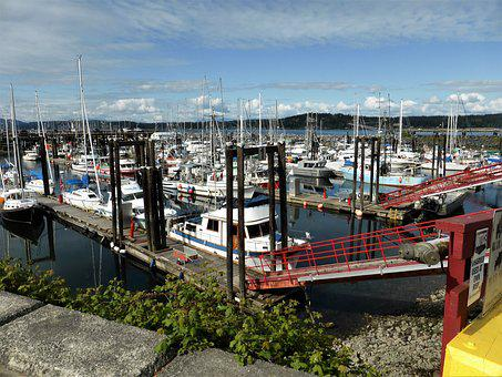Port, Boats, Water, Quay, Moorings, Tourism, Boating