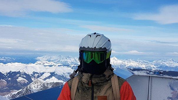 Ski Glasses, Ski Helmet, Ski Mask, Snowboard Outfit