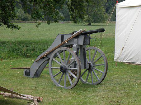 Cannon, War, Prop