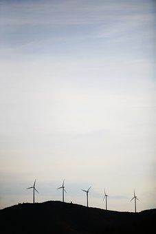 Daegwallyeong, Wind Power Generator