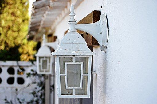 Lantern, Rustic, Lighting, Decoration, Lamp, Focus