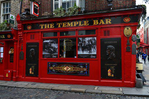 Template Mobile, Dublin, Pub, Attractions, Live Music
