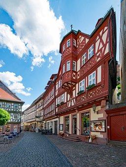 Miltenberg, Odenwald, Bavaria, Lower Franconia, Germany